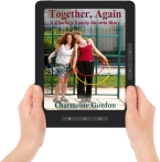 TA ereader with hands F